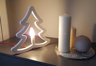 whitedesign lampade in pvc
