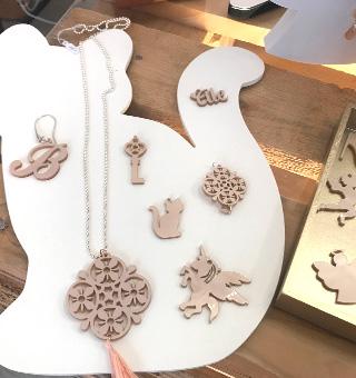 whitedesign gioielli in pvc