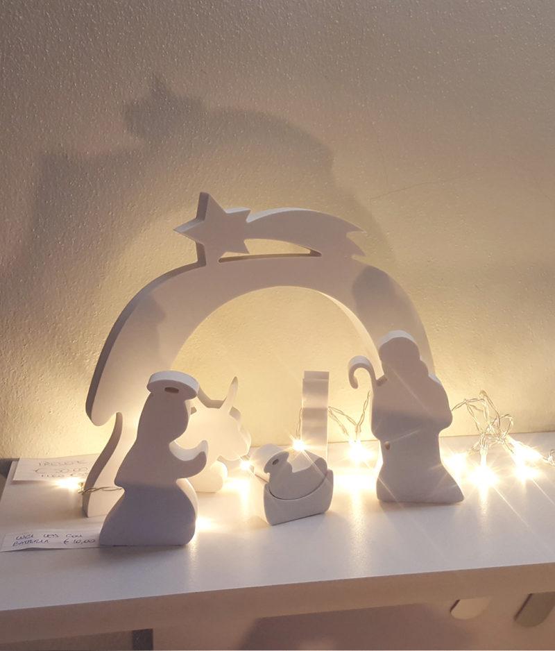 whitedesign decorazioni in pvc natalizie