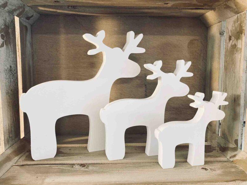 composizione tre renne
