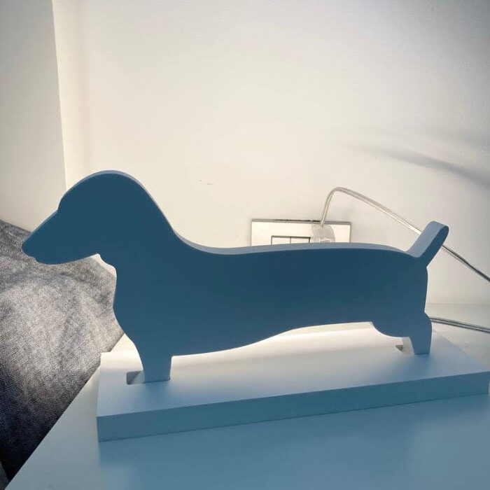 lampada cane