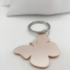 whitedesign dettaglio bomboniera farfalla termoresina rosa