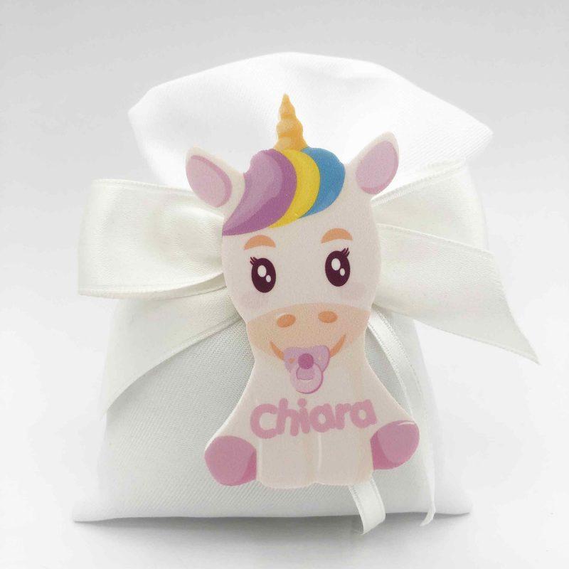bomboniera unicorno pvt girl